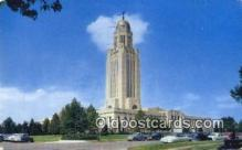 cap001815 - Lincoln, Nebraska, NE  State Capital, Capitals Postcard Post Card USA