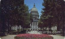 cap001816 - Madison, Wisconsin, WI State Capital, Capitals Postcard Post Card USA