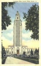cap001820 - Baton Rouge, Louisiana, LA  State Capital, Capitals Postcard Post Card USA