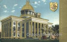 cap001821 - Montgomery, Alabama, AL  State Capital, Capitals Postcard Post Card USA