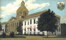 cap001832 - Tallahassee, Florida, FL State Capital, Capitals Postcard Post Card USA