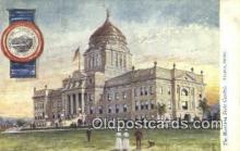 cap001850 - Helena, Montana, MT  State Capital, Capitals Postcard Post Card USA