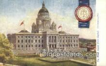 cap001858 - Providence, Rhode Island, RI State Capital, Capitals Postcard Post Card USA