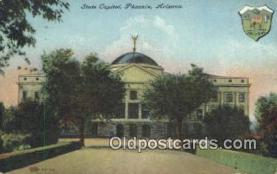 cap001879 - Phoenix, Arizona, AZ State Capital, Capitals Postcard Post Card USA