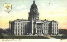cap001892 - Denver, Colorado, CO State Capital, Capitals Postcard Post Card USA