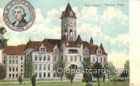 cap001904 - Olympia, Washington, WA  State Capital, Capitals Postcard Post Card USA