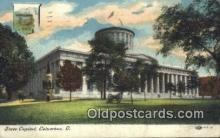 cap001911 - Columbus, Ohio, OH  State Capital, Capitals Postcard Post Card USA