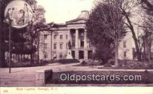 cap001935 - Raleigh, North Carolina, NC  State Capital, Capitals Postcard Post Card USA