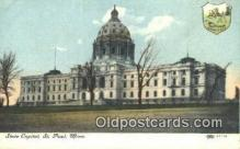 cap001975 - St Paul, Minnesota, MN  State Capital, Capitals Postcard Post Card USA