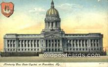 cap001990 - Frankfort, Kentucky, KY State Capital, Capitals Postcard Post Card USA