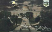 cap001991 - Columbus, Ohio, OH  State Capital, Capitals Postcard Post Card USA