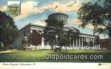 cap001992 - Columbus, Ohio, OH  State Capital, Capitals Postcard Post Card USA