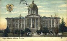 cap001993 - Salem, Oregon, OR  State Capital, Capitals Postcard Post Card USA