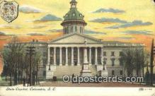 cap001998 - Columbus, Ohio, OH  State Capital, Capitals Postcard Post Card USA