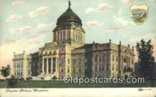 cap002002 - Helena, Montana, MT  State Capital, Capitals Postcard Post Card USA