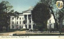 cap002009 - Raleigh, North Carolina, NC  State Capital, Capitals Postcard Post Card USA