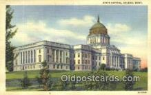 cap002028 - Helena, Montana, MT  State Capital, Capitals Postcard Post Card USA