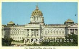 cap002043 - Harrisburg, Pennsylvania, PA  State Capital, Capitals Postcard Post Card USA