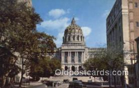 cap002044 - Harrisburg, Pennsylvania, PA  State Capital, Capitals Postcard Post Card USA