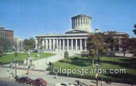 cap002046 - Columbus, Ohio, OH  State Capital, Capitals Postcard Post Card USA