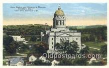 cap002056 - Frankfort, Kentucky, KY State Capital, Capitals Postcard Post Card USA