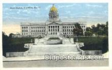 cap002057 - Frankfort, Kentucky, KY State Capital, Capitals Postcard Post Card USA