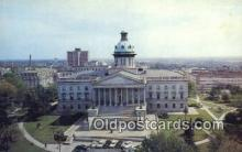 cap002077 - Columbia, South Carolina, SC State Capital, Capitals Postcard Post Card USA
