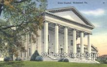 cap002106 - Richmond, Virginia, VA  State Capital, Capitals Postcard Post Card USA