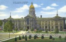 cap002108 - Cheyenne, Wyoming, WY  State Capital, Capitals Postcard Post Card USA