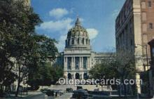 cap002109 - Harrisburg, Pennsylvania, PA  State Capital, Capitals Postcard Post Card USA