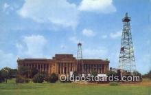 cap002113 - Oklahoma City, Oklahoma, OK State Capital, Capitals Postcard Post Card USA