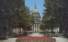 cap002117 - Madison, Wisconsin, WI State Capital, Capitals Postcard Post Card USA