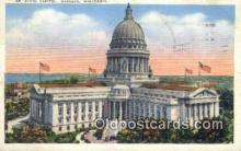 cap002120 - Madison, Wisconsin, WI State Capital, Capitals Postcard Post Card USA