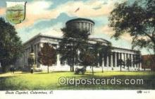 cap002130 - Columbus, Ohio, OH  State Capital, Capitals Postcard Post Card USA