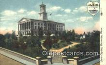 cap002133 - Nashville, Tennessee, TN State Capital, Capitals Postcard Post Card USA