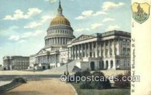 cap002138 - Washington DC State Capital, Capitals Postcard Post Card USA