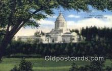 cap002142 - Olympia, Washington, WA  State Capital, Capitals Postcard Post Card USA