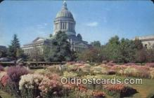 cap002144 - Olympia, Washington, WA  State Capital, Capitals Postcard Post Card USA