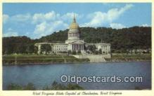 cap002148 - Charleston, West Virginia, WV State Capital, Capitals Postcard Post Card USA