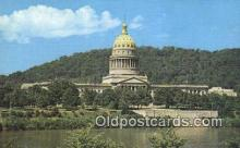 cap002149 - Charleston, West Virginia, WV State Capital, Capitals Postcard Post Card USA