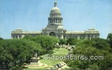 cap002162 - Austin, Texas, TX State Capital, Capitals Postcard Post Card USA