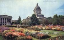 cap002165 - Olympia, Washington, WA  State Capital, Capitals Postcard Post Card USA