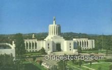 cap002172 - Salem, Oregon, OR  State Capital, Capitals Postcard Post Card USA