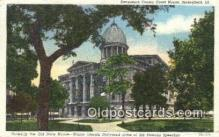 cap002175 - Springfield, Illinois, IL State Capital, Capitals Postcard Post Card USA
