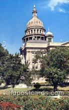 cap002178 - Austin, Texas, TX State Capital, Capitals Postcard Post Card USA