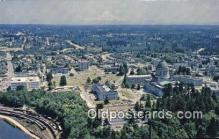 cap002188 - Olympia, Washington, WA  State Capital, Capitals Postcard Post Card USA