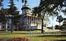 cap002200 - Columbia, South Carolina, SC State Capital, Capitals Postcard Post Card USA