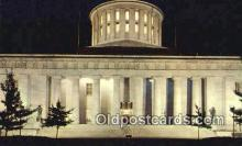 cap002201 - Columbus, Ohio, OH  State Capital, Capitals Postcard Post Card USA