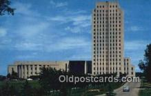 cap002202 - Bismarck, North Dakota, ND State Capital, Capitals Postcard Post Card USA