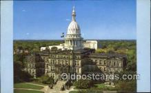 cap002215 - Lansing, Michigan, MI  State Capital, Capitals Postcard Post Card USA
